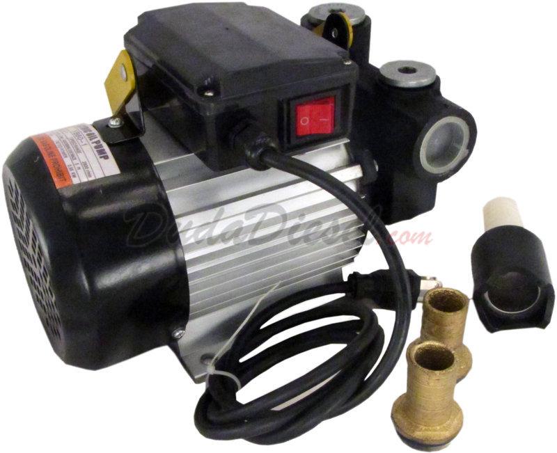 110v Oil Pump For Biodiesel Diesel Kerosene