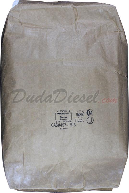 Sodium Carbonate, 50 lb Bag [scbags] | DudaDiesel Biodiesel Supplies