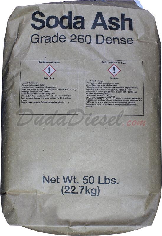 Sodium Carbonate, 50 lb Bag [scbags]   DudaDiesel Biodiesel Supplies