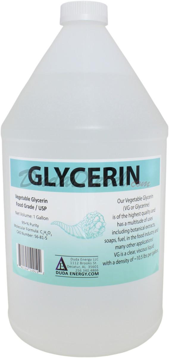 Vegetable Glycerin Vggal Dudadiesel Biodiesel Supplies